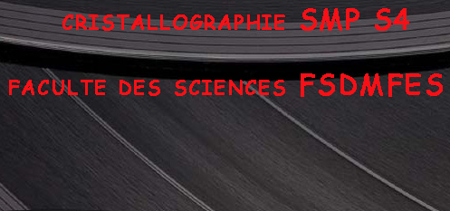 crystallographie